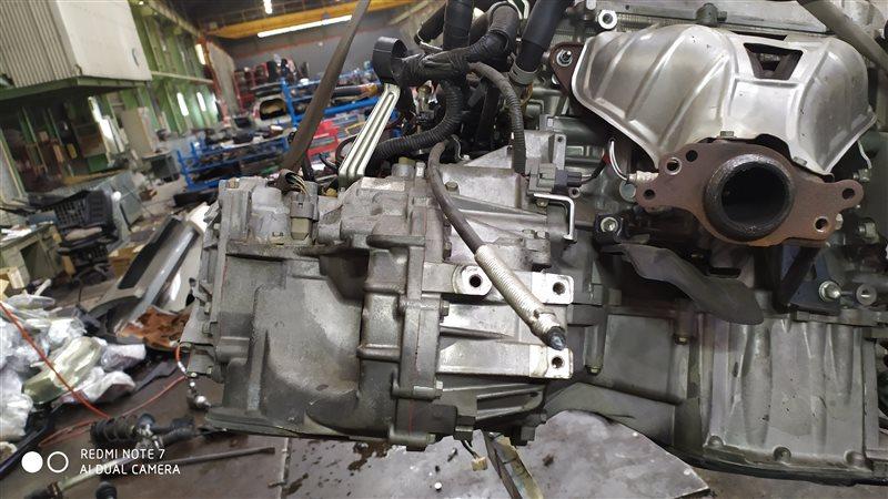 Акпп Toyota Porte NNP10 2NZFE 2008