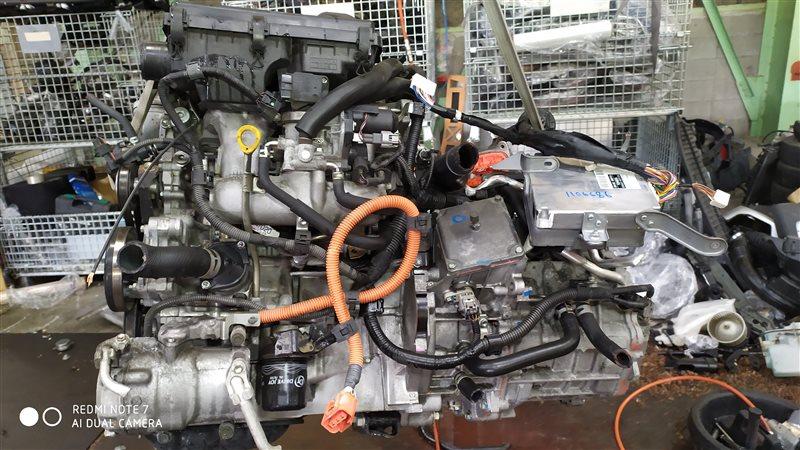 Двигатель Toyota Prius NHW20 1NZFXE 2006