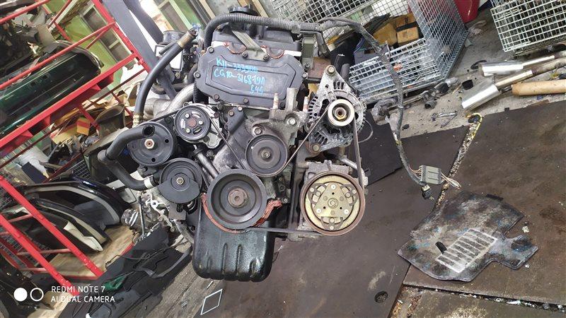 Двигатель Nissan March K11 CG10DE 1995