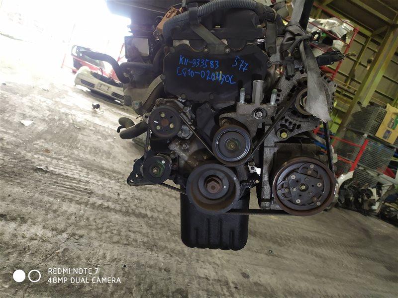 Двигатель Nissan March K11 CG10DE 2000