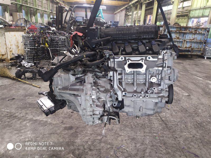 Двигатель Honda Fit GE6 L13A 2010