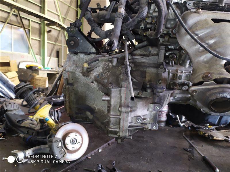 Акпп Toyota Wish ZNE10 1ZZFE 2003