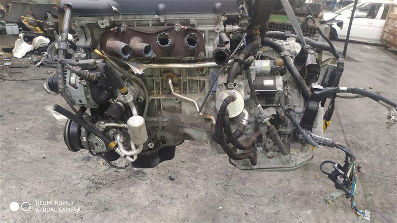 Двигатель Toyota Mark X Zio ANA10 2AZ-FE 2008