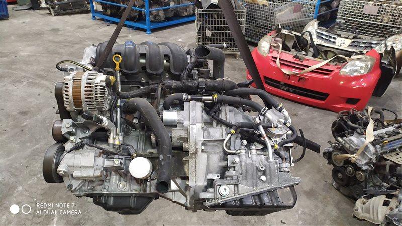 Двигатель Nissan Tiida C11 HR15DE 2011