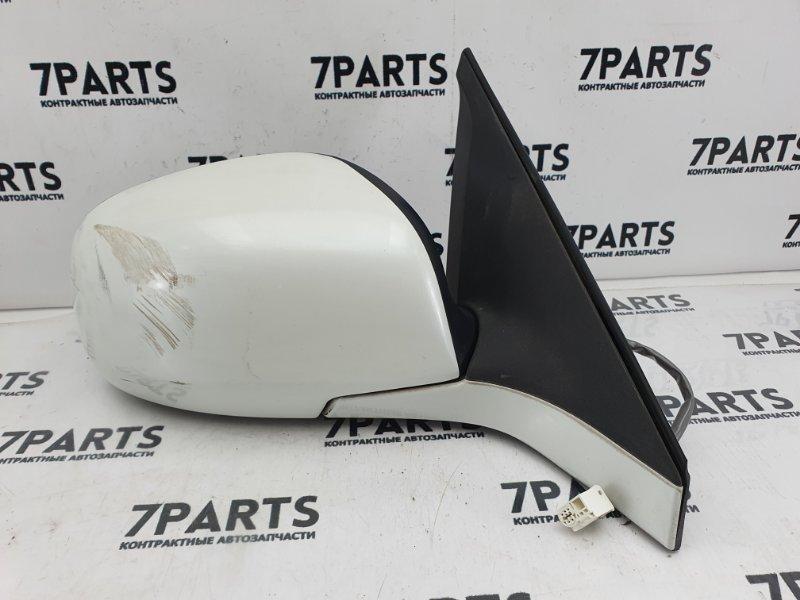Зеркало Suzuki Swift ZC11S M13A 2007 переднее правое