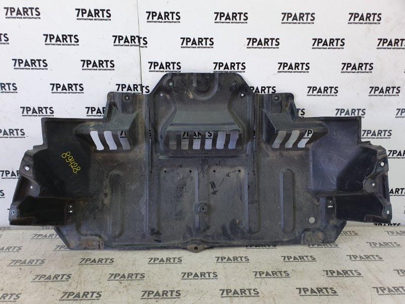 Защита двигателя Toyota Mr-S ZZW30 1ZZFE 2000