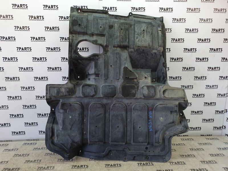 Защита двигателя Nissan Elgrand NE51 VQ35DE 2003