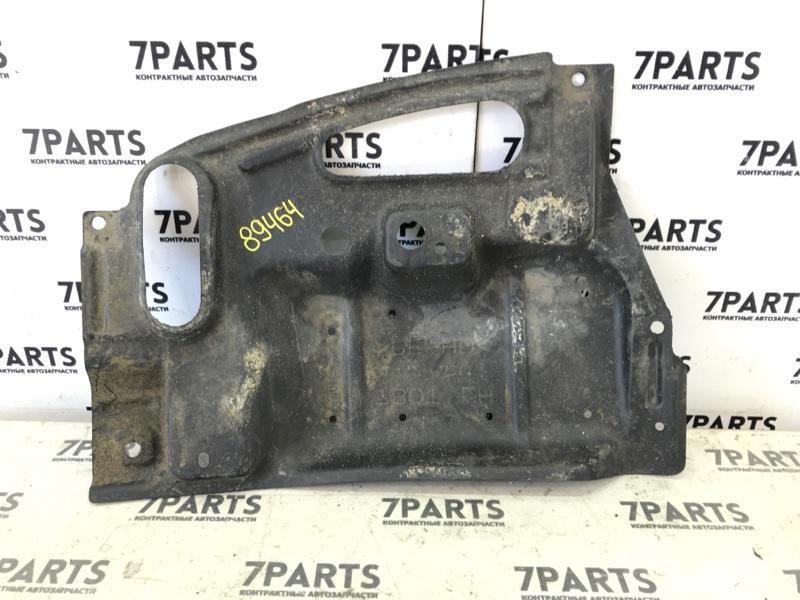 Защита двигателя Toyota Vista Ardeo ZZV50 1ZZFE 2000 левая