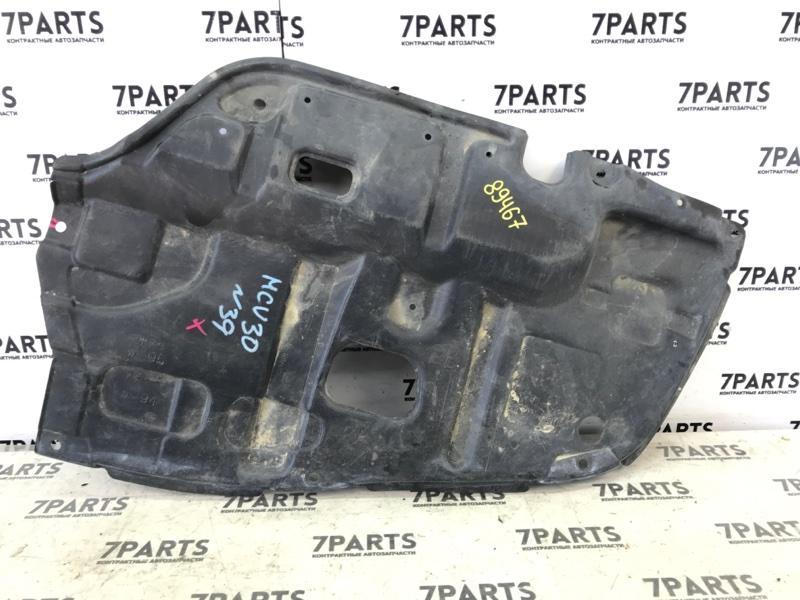 Защита двигателя Toyota Windom MCV30 1MZFE 2002 правая