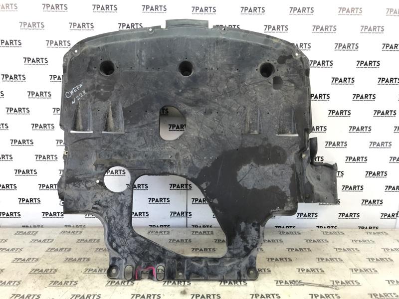 Защита двигателя Mazda Premacy CWEFW LF