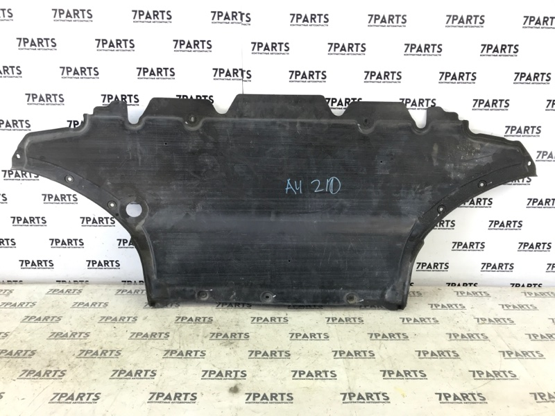 Защита двигателя Audi A4 8K5 2011