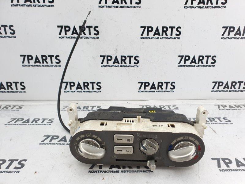 Климат-контроль Nissan Tino HV10 SR20DE 1999