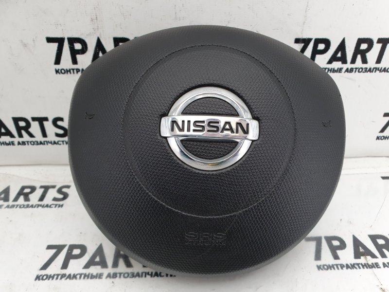 Airbag на руль Nissan March AK12 CR12DE 2005