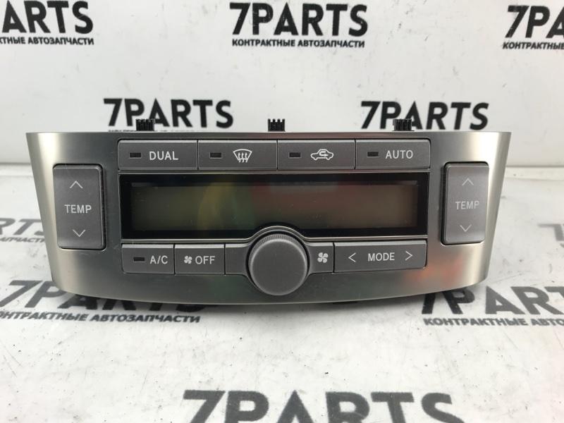 Климат-контроль Toyota Avensis AZT251 2AZFSE 2006