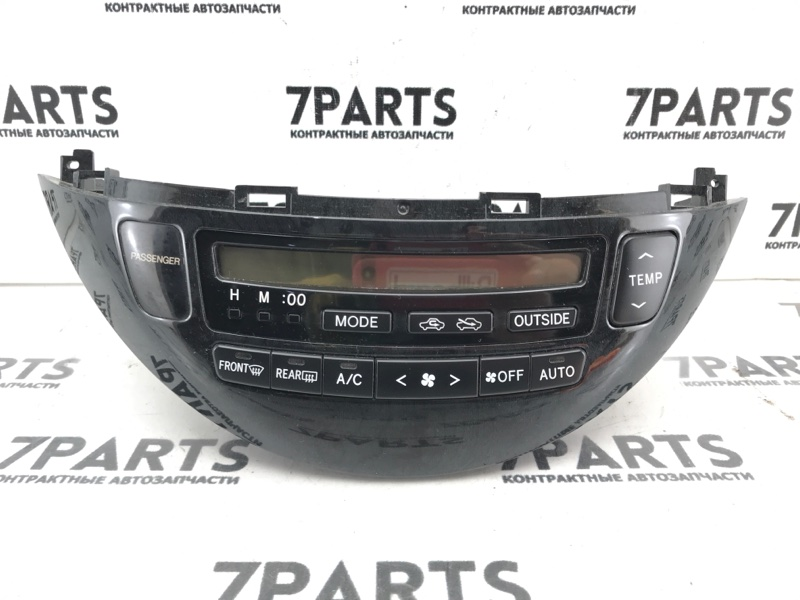 Климат-контроль Toyota Estima ACR30 2AZFE 2003