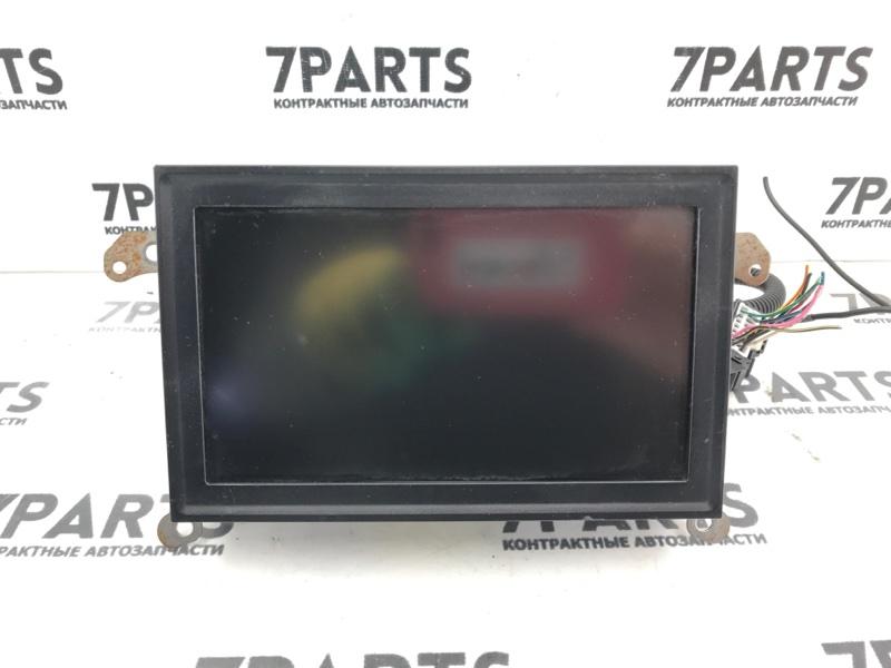 Монитор Mitsubishi Grandis NA4W 4G69 2005