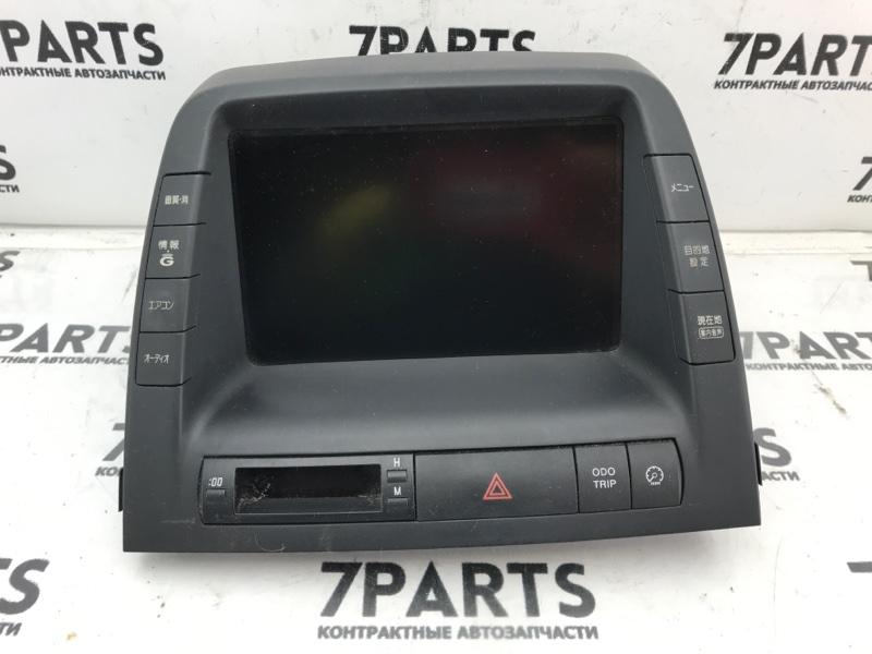 Монитор Toyota Prius NHW20 1NZFXE 2006