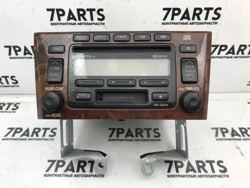 Магнитофон Toyota Pronard MCX20 1MZFE 2001