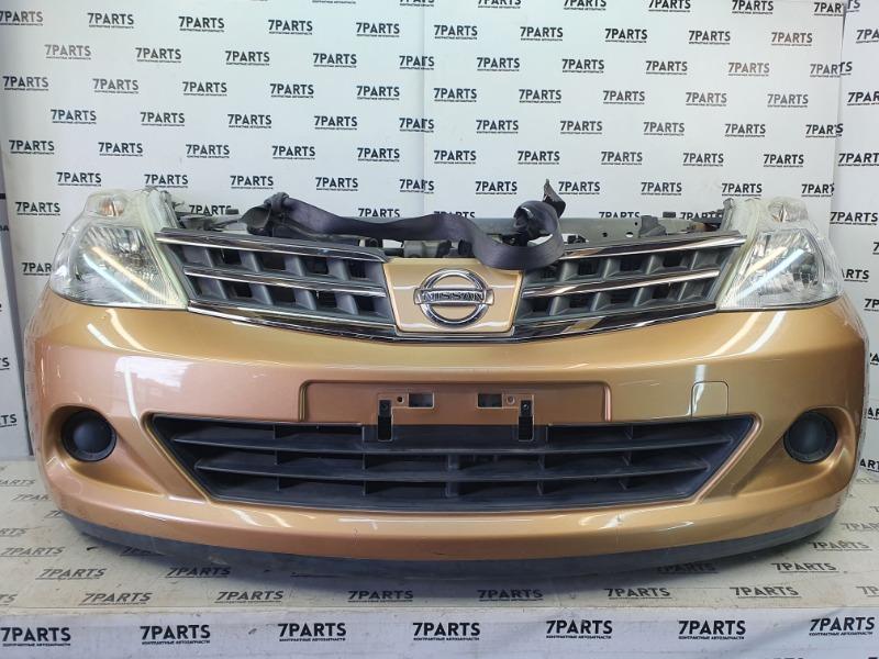 Ноускат Nissan Tiida C11 HR15DE 2010
