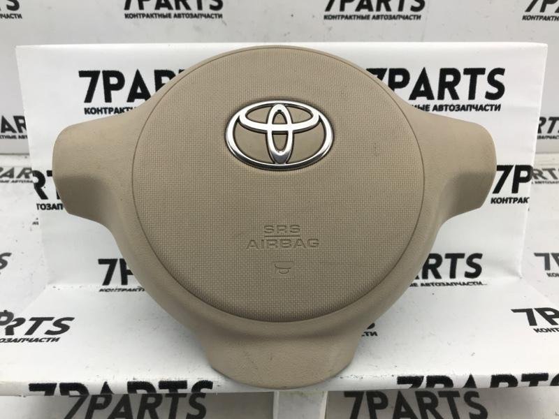 Airbag на руль Toyota Porte NNP11 1NZFE 2005