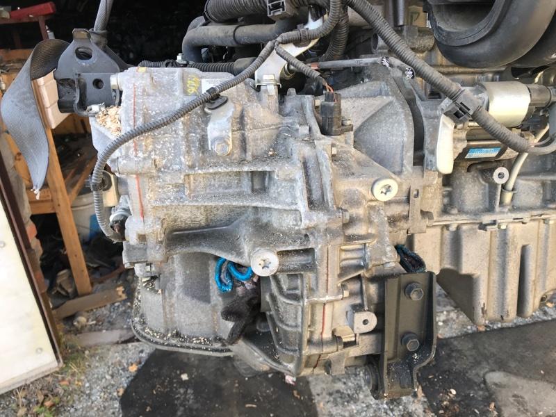 Акпп Toyota Vitz KSP90 1KRFE 2006