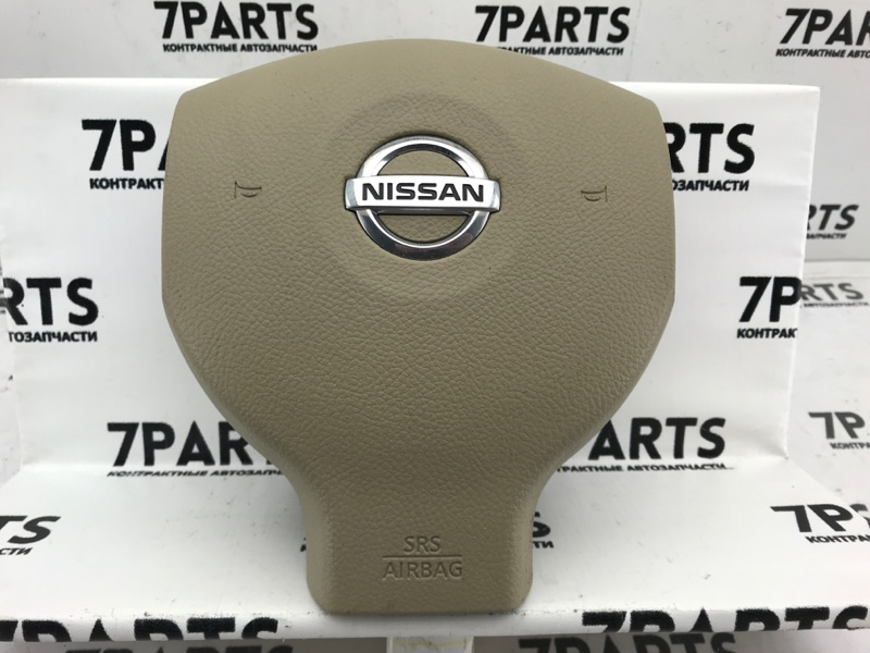 Airbag на руль Nissan Tiida C11 HR15DE 2011