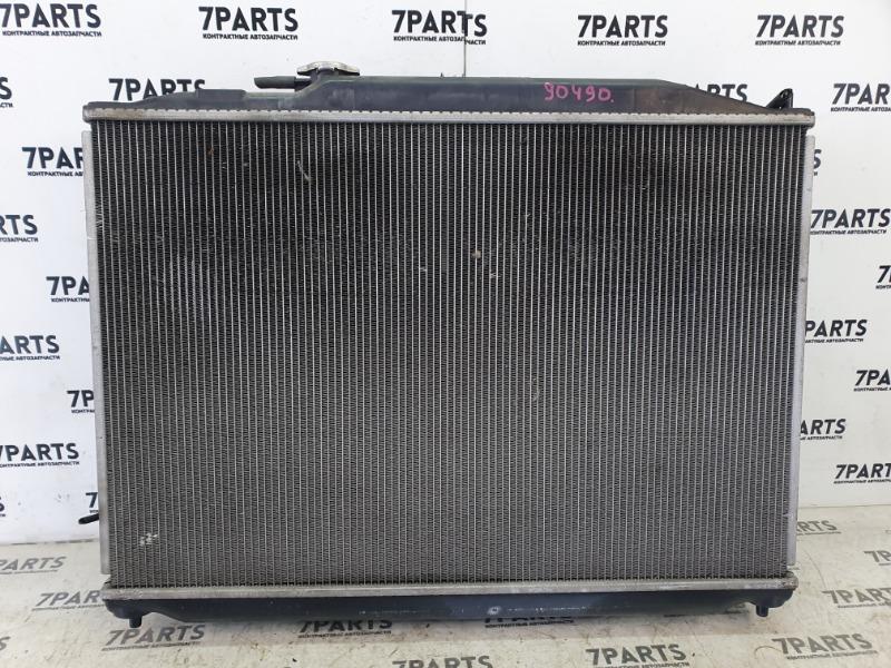 Радиатор двс Honda Stepwgn RG3 K24A 2007