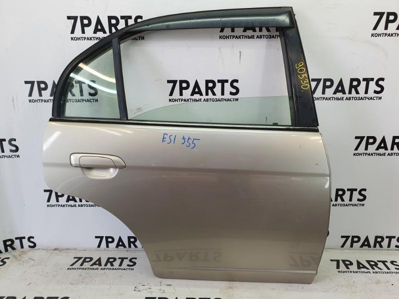 Дверь Honda Civic Ferio ES1 D15B 2001 задняя правая