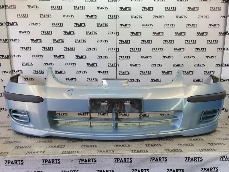 Бампер Nissan Tino HV10 SR20DE 1999 передний