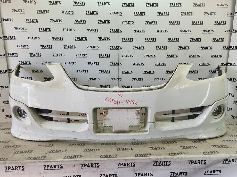 Бампер Toyota Caldina AZT241 передний