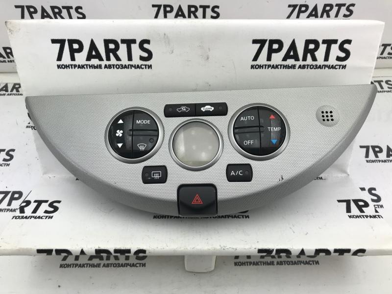 Климат-контроль Nissan Note E11 HR15DE 2008