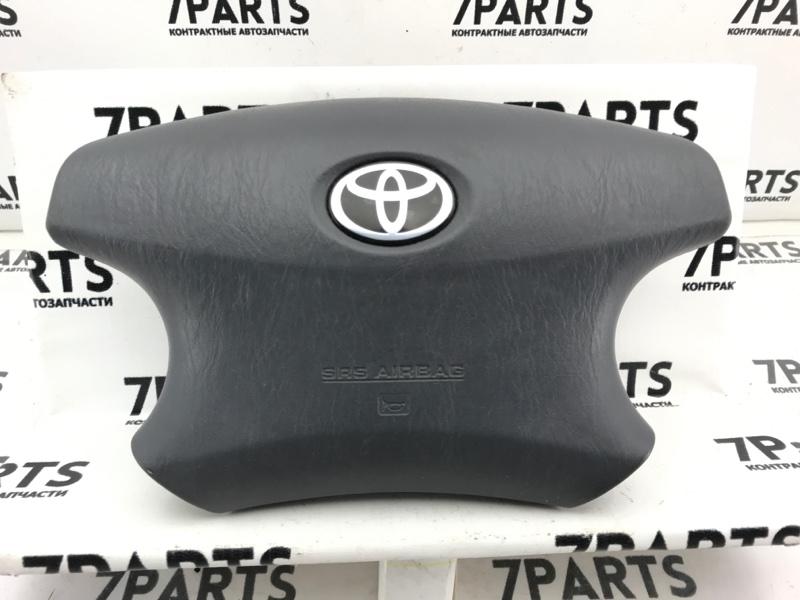Airbag на руль Toyota Estima ACR30 2AZFE 2002