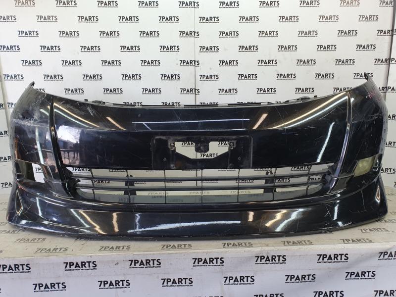 Бампер Toyota Isis ANM10