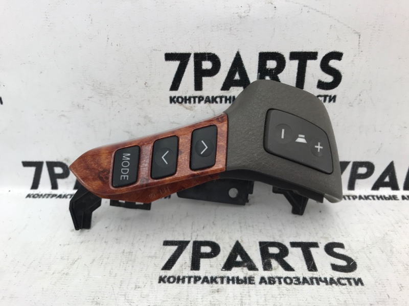 Кнопки на руль Toyota Crown GRS180 левые