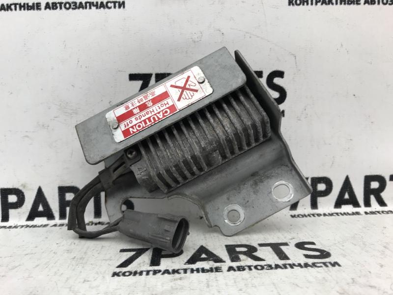 Резистор Mazda Atenza GG3P L3VDT 2007