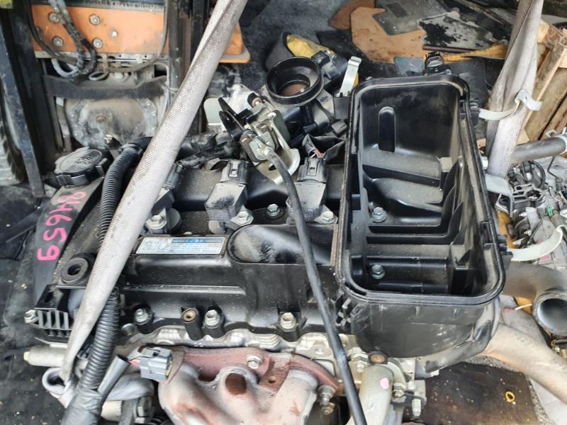 Двигатель Toyota Passo KGC10 1KRFE 2007