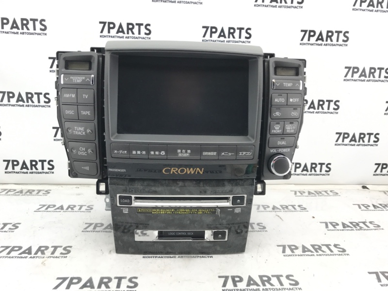 Климат-контроль Toyota Crown GRS182 3GRFSE 2004