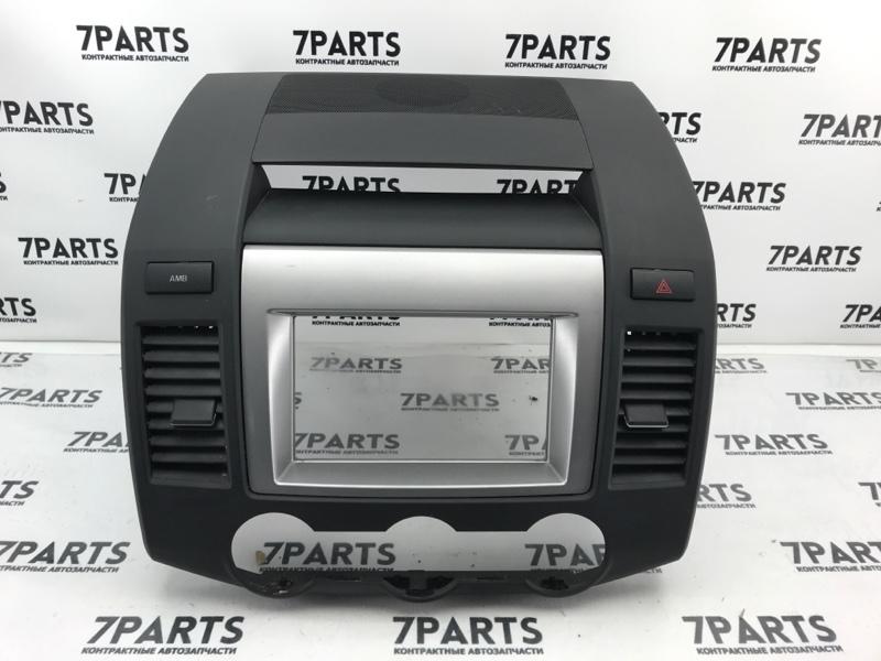 Консоль магнитофона Mazda Mpv LY3P L3 2006