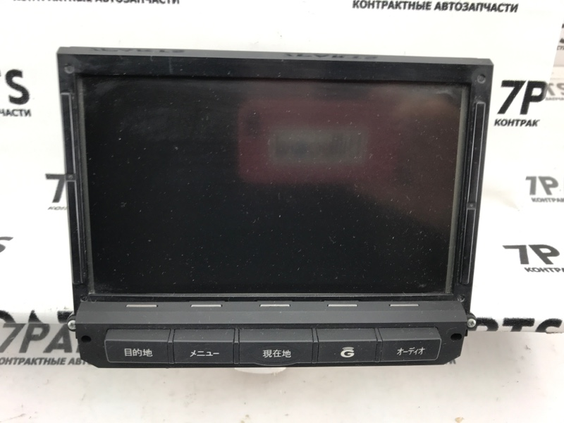 Монитор Subaru Legacy BP5