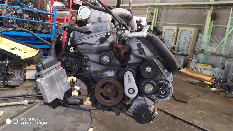 Двигатель Jaguar X-Type X400 AJ20 2006