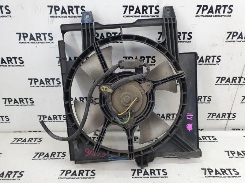 Диффузор радиатора Nissan March K11
