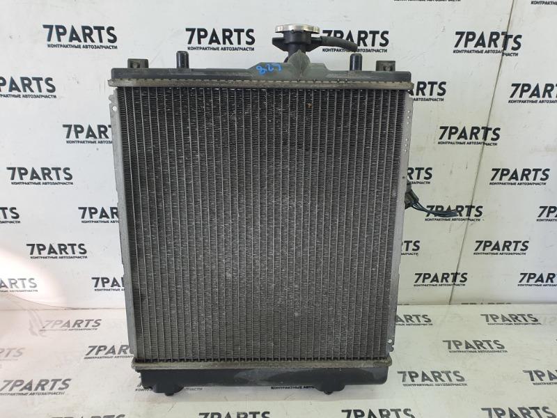 Радиатор двс Suzuki Swift HT81S M15A 2004