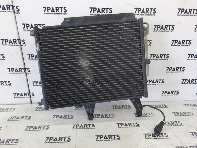 Радиатор кондиционера Suzuki Swift HT81S M15A 2004