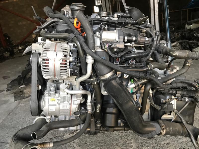 Двигатель Audi Tt 8J 2007