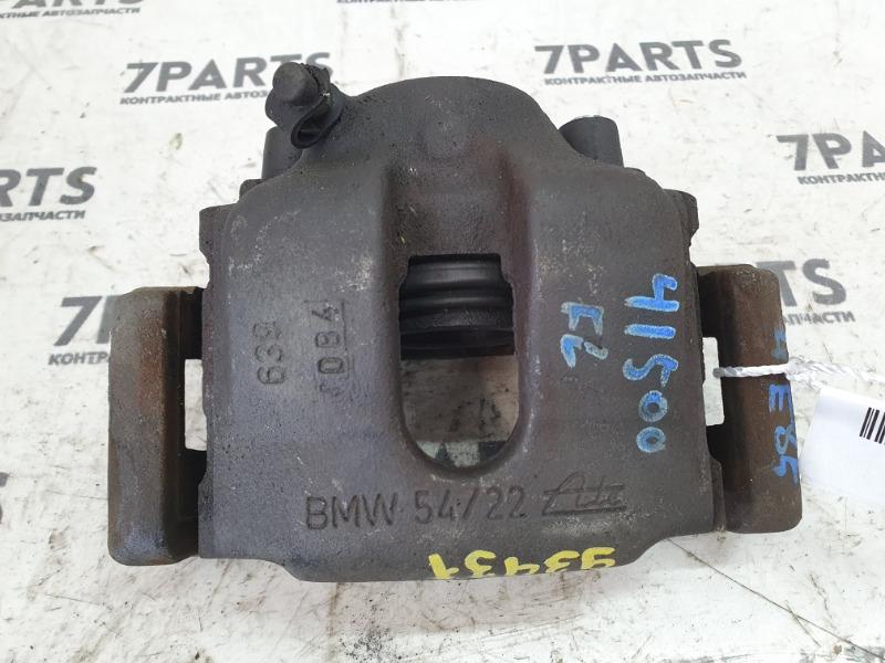 Суппорт Bmw Z4 E85 M54 2003 передний левый