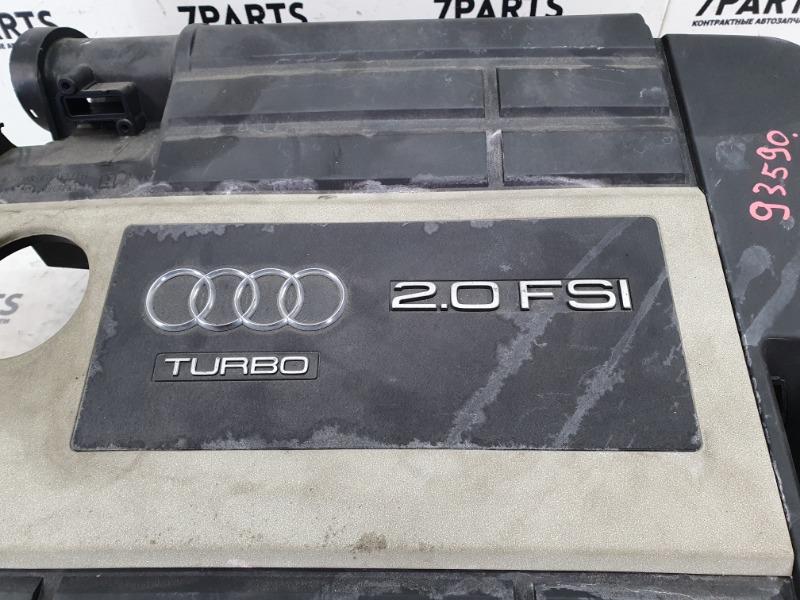 Корпус воздушного фильтра Audi Tt 8J 2007
