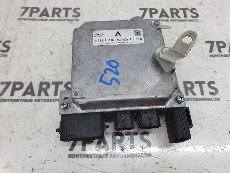 Блок управления рулевой рейкой Subaru Impreza GP6 FB20ASZH1A 2012