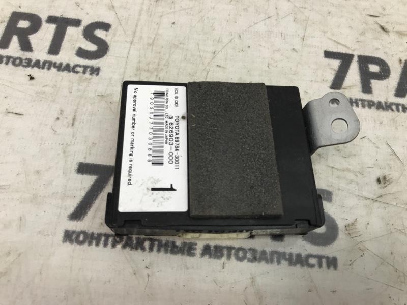 Блок управления Lexus Gs450H GWS191