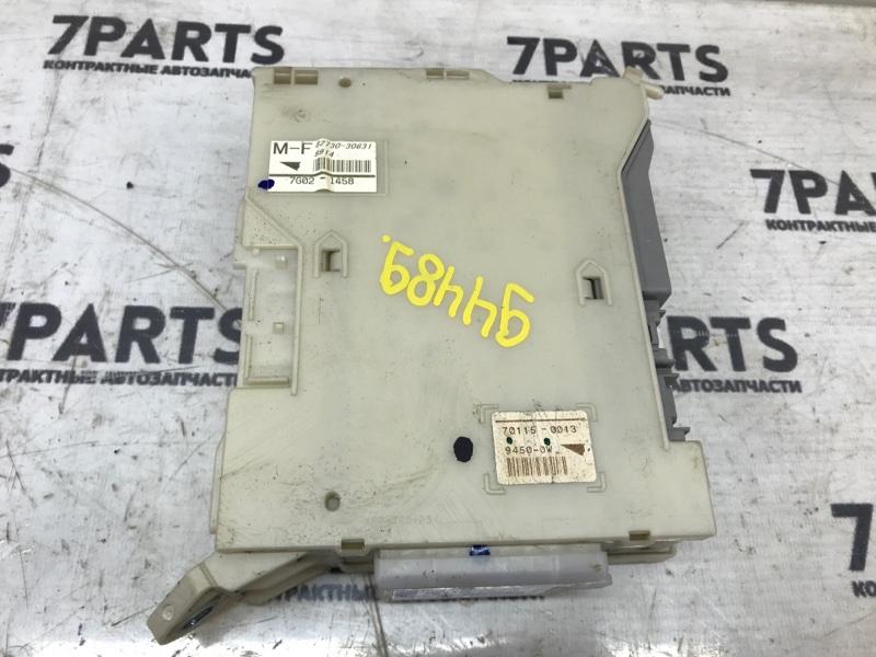 Блок предохранителей Lexus Gs450H GWS191