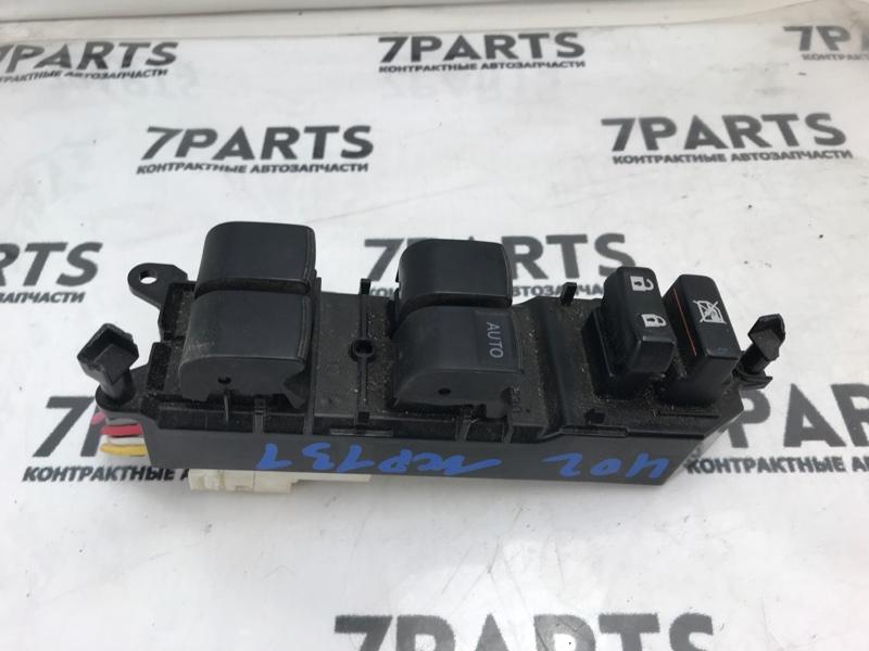 Блок упр. стеклоподьемниками Toyota Vitz NCP131 1NZFE 2011 передний правый